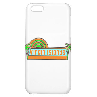 Virgin Islands iPhone 5C Case