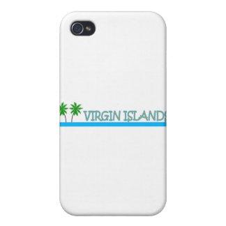 Virgin Islands Case For iPhone 4