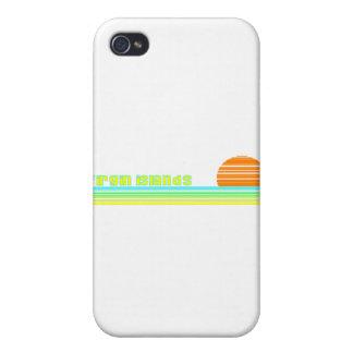 Virgin Islands iPhone 4 Cover