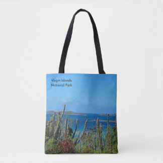 Virgin Islands National Park tote bag