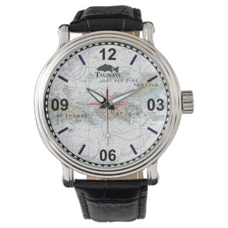 Virgin Islands Nautical Chart Watch