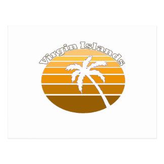 Virgin Islands Post Card