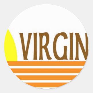 Virgin Islands Stickers
