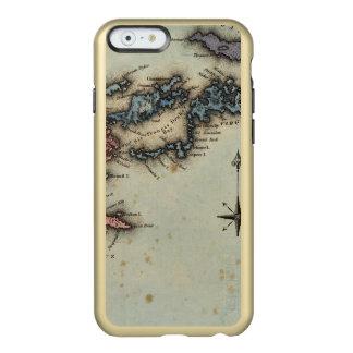 Virgin Islands Incipio Feather® Shine iPhone 6 Case