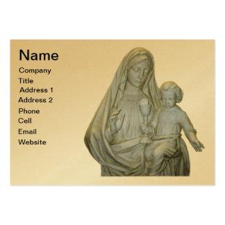 Virgin Mary 1 Business Card