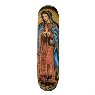 """Virgin Mary"" 21.6 Cm Old School Skateboard Deck"