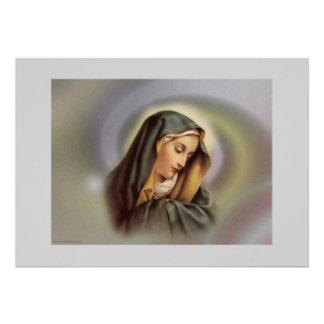 Virgin Mary 2 Invitation