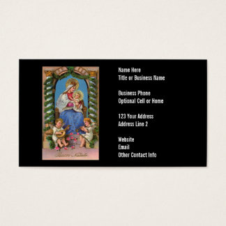 Virgin Mary and Baby Jesus | Christian Minister