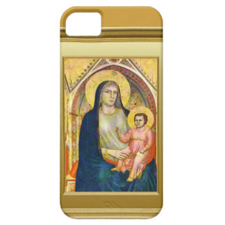 Virgin Mary and child Jesus iPhone 5 Covers