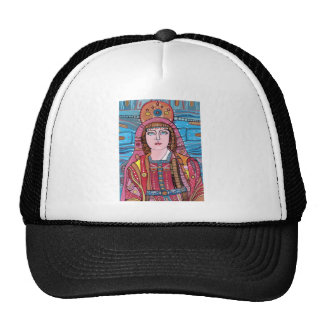 Virgin Mary Blessed Mother Hats
