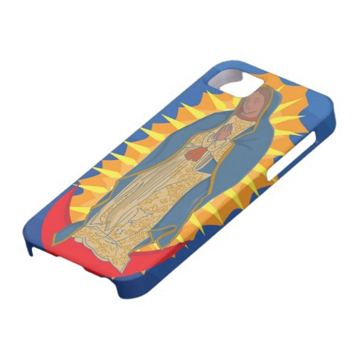 Virgin Mary iPhone 5 Covers