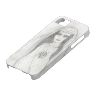 Virgin Mary iPhone 5 Cases