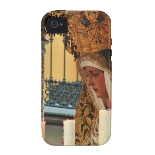 Virgin Mary iPhone 4/4S Cover