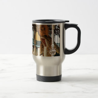 Virgin Mary Icon Travel Mug