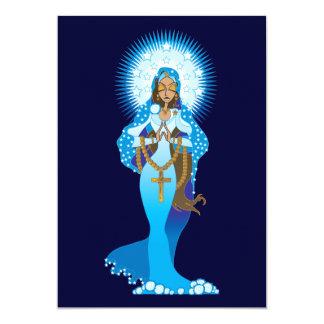 Virgin Mary Invitations