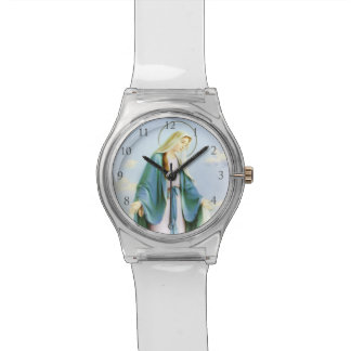 Virgin Mary_ May28th Watch_With Numbers Wristwatch