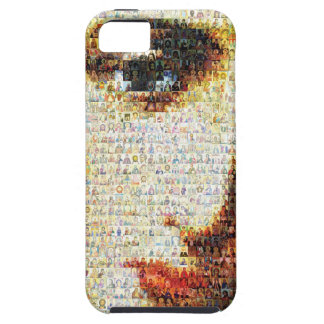 Virgin Mary with Saints iPhone 5 Cases