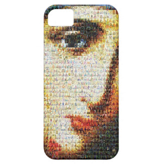 Virgin Mary with Saints iPhone 5 Case