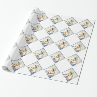 Virgin Mary Wrapping Paper
