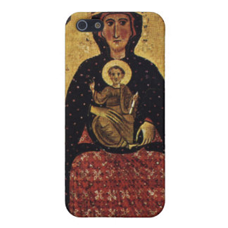 Virgin Mother and Child iPhone 5 Cover