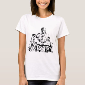 Virgin Mother Mary and Jesus T-Shirt