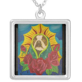Virgin Mugsey necklace by Dana Tyrrell