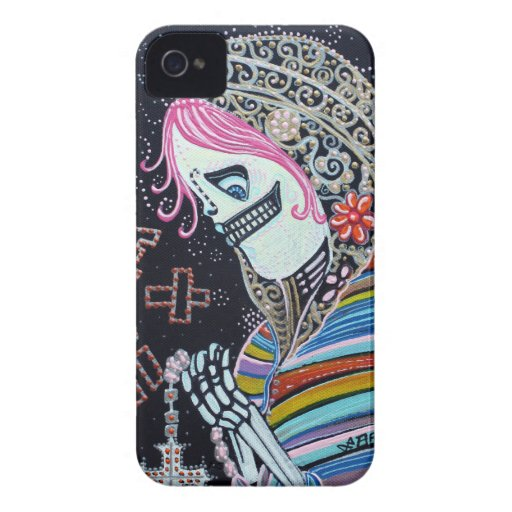 Virgin of Guadalupe iPhone 4 Case