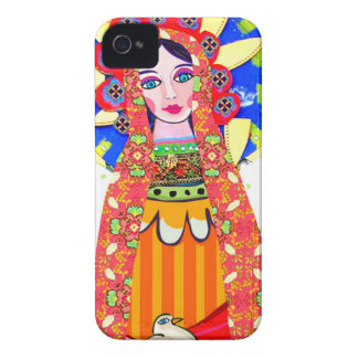 Virgin of Guadalupe iPhone 4 Covers