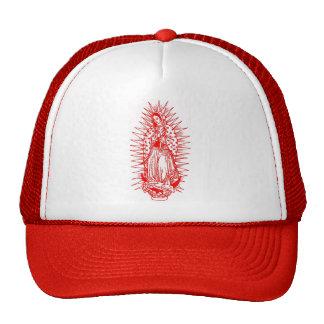 Virgin of Guadalupe Trucker Hats