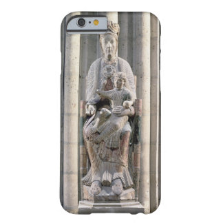 Virgin of St. Martin des Champs, 12th century (sto Barely There iPhone 6 Case