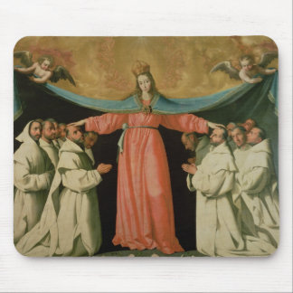 Virgin of the Misericordia Mouse Pad