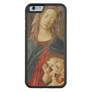 Virgin of the Pomegranate Maple iPhone 6 Bumper