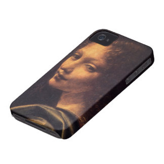 Virgin of the Rocks - Angel Case-Mate iPhone 4 Case