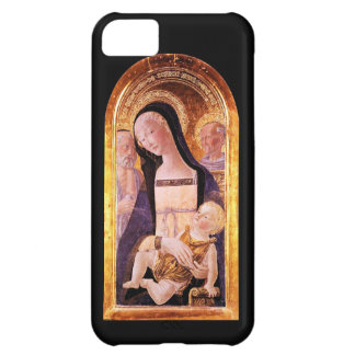 VIRGIN WITH CHILD AND SAINTS iPhone 5C CASE
