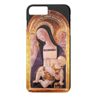 VIRGIN WITH CHILD AND SAINTS iPhone 7 PLUS CASE