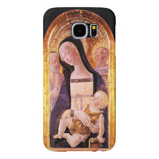VIRGIN WITH CHILD AND SAINTS SAMSUNG GALAXY S6 CASES
