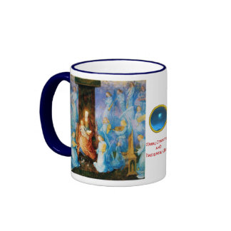 VIRGIN WITH CHILD - CONCERT OF ANGELS COFFEE MUG