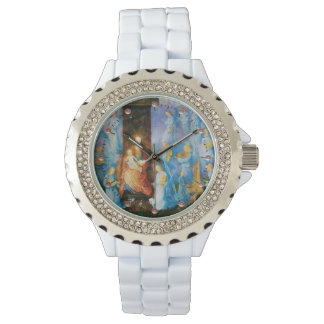 VIRGIN WITH CHILD - CONCERT OF ANGELS WRIST WATCH