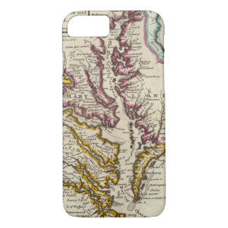 Virginia and Maryland iPhone 7 Case