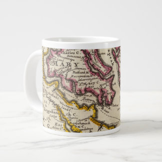 Virginia and Maryland Large Coffee Mug