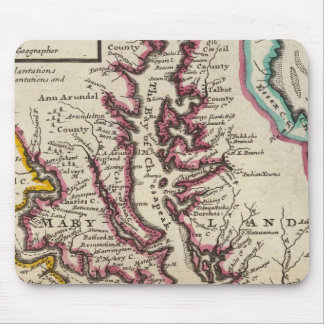 Virginia and Maryland Mouse Mat