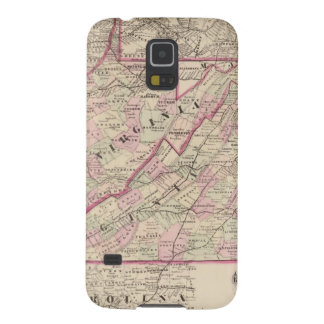 Virginia and West Virginia Cases For Galaxy S5