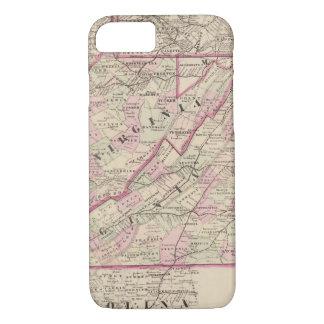 Virginia and West Virginia iPhone 8/7 Case