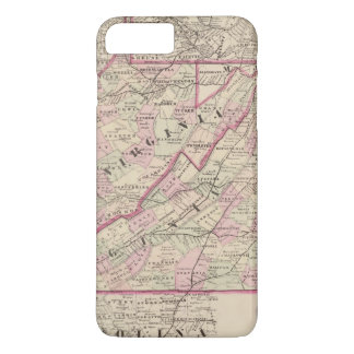 Virginia and West Virginia iPhone 8 Plus/7 Plus Case