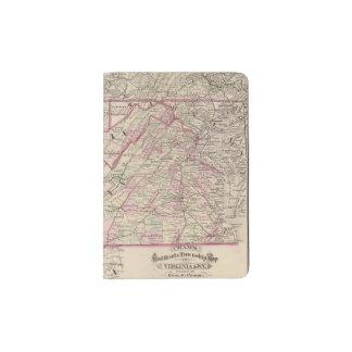 Virginia and West Virginia Passport Holder