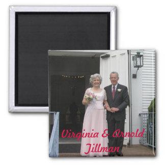 Virginia & Arnold Tillman Magnet
