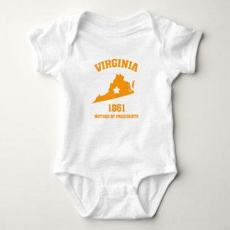 Virginia Baby Bodysuit