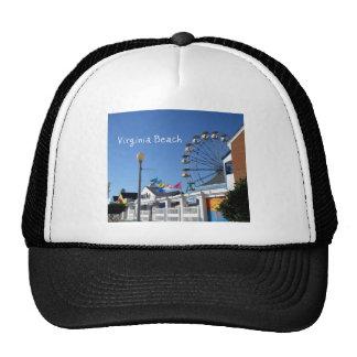 Virginia Beach Amusement Park Mesh Hats