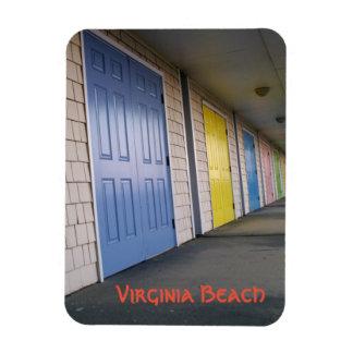 Virginia Beach Doors Magnet