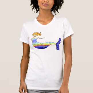 Virginia Beach Mermaid T-Shirt